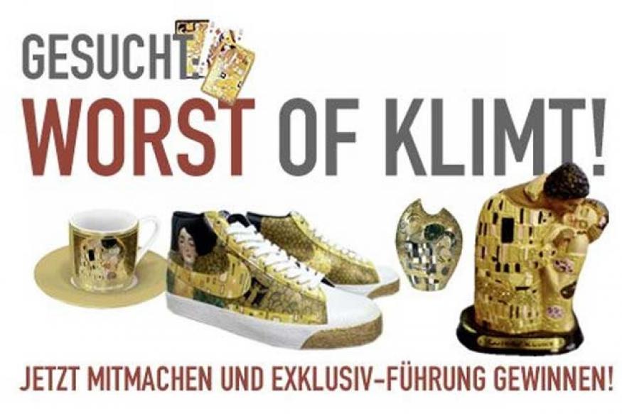 The worst of Gustav Klimt