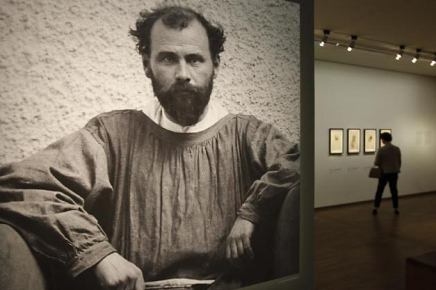 Gustav Klimt: The free Klimt app for iPad users