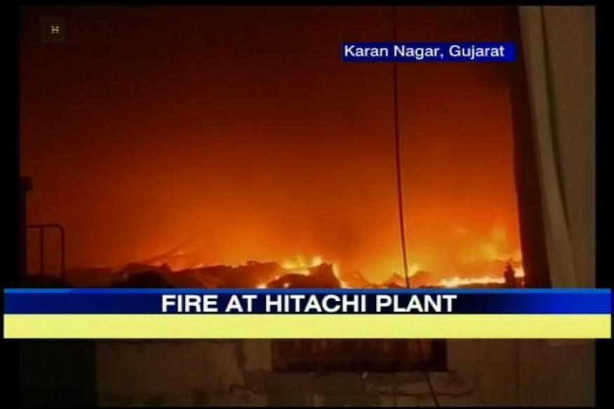 Gujarat: Hitachi unit at Kadi closed after fire