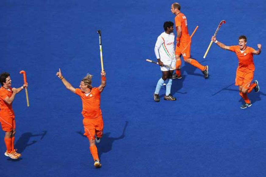 India go down fighting to Netherlands in hockey
