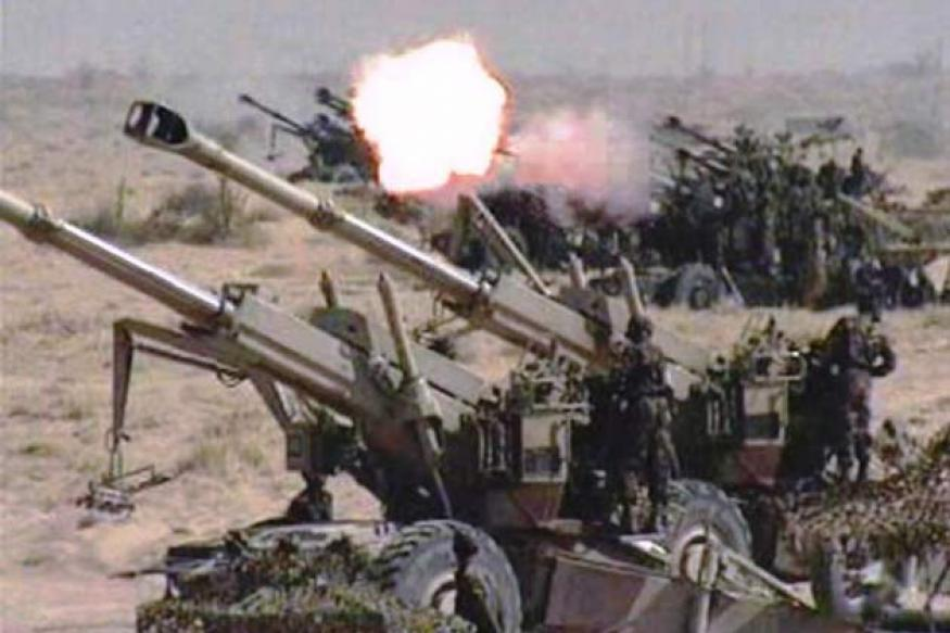 DRDO, Army working on futuristic artillery gun - News18