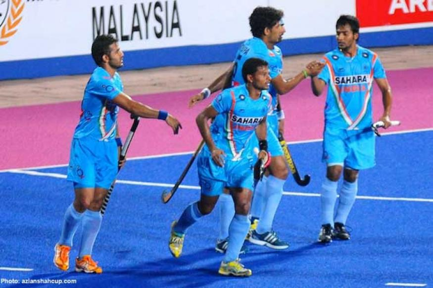 India to play in 2012 Champions Trophy hockey