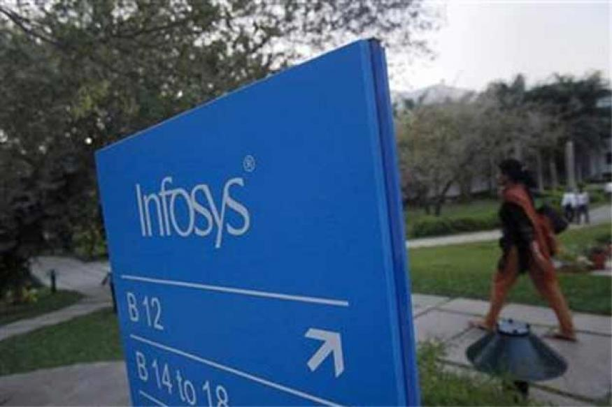 Infosys Q1 net falls 1.16 pc vs previous quarter