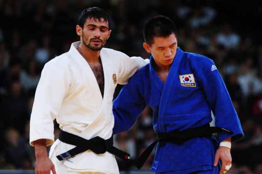 Russia's Galstyan wins men's judo gold