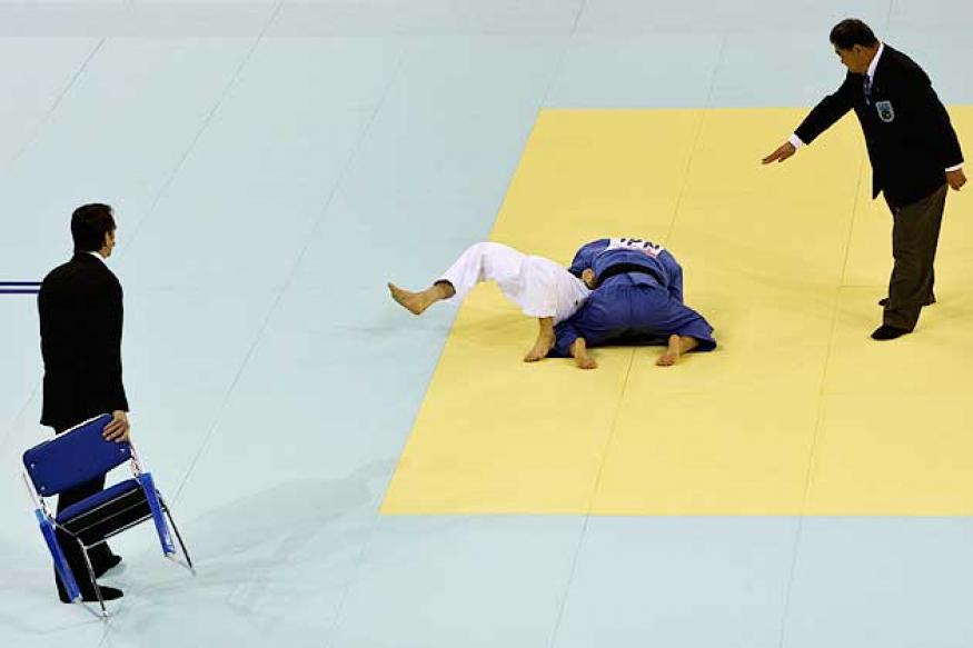 India's sole judoka at the Olympics aims big