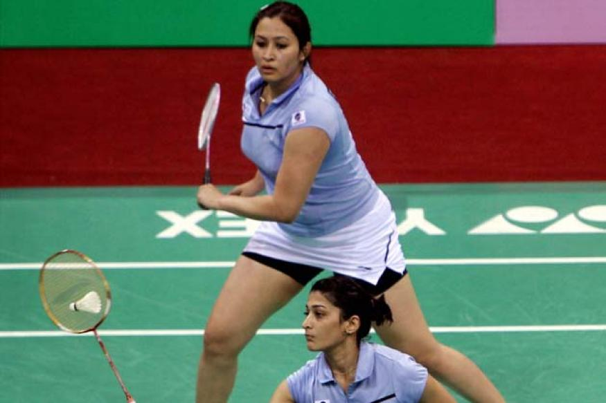 Gutta, Ponnappa lose in badminton women's doubles