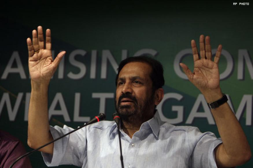 Kalmadi won't skip Olympics, wants Maken to quit