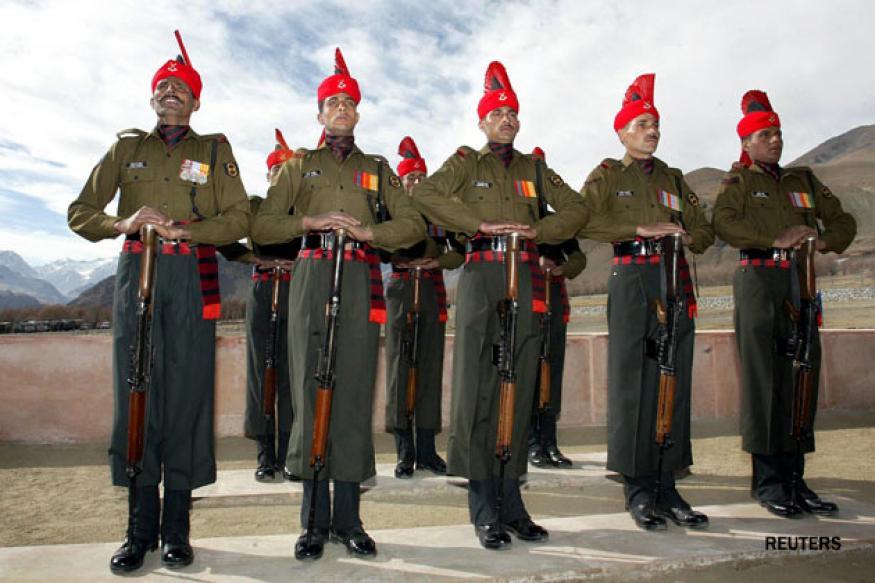 Army commemorates 13th anniversary of Kargil victory