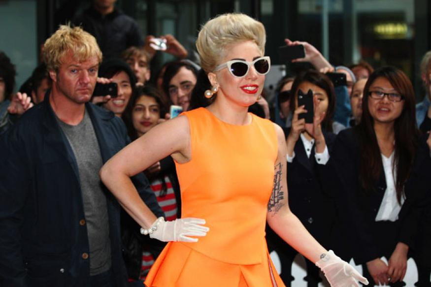Lady Gaga sued for $10 million
