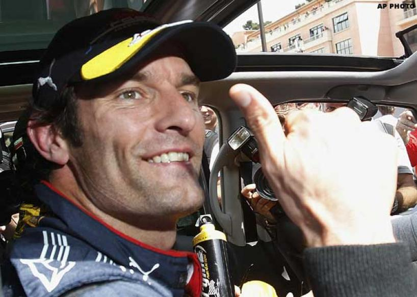 Staying with Red Bull a logical move: Webber