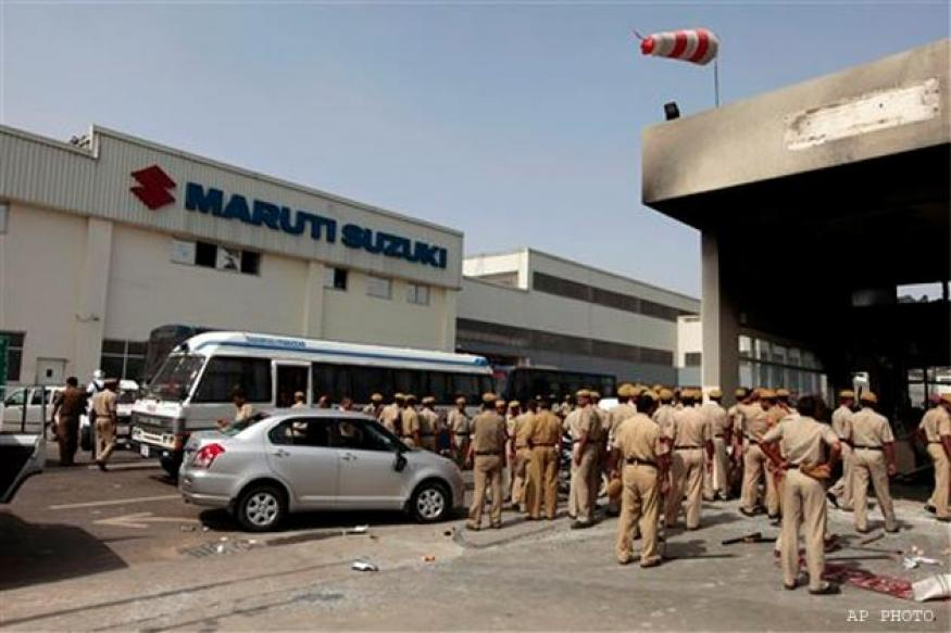 Maruti unrest: Centre suspects Maoist links