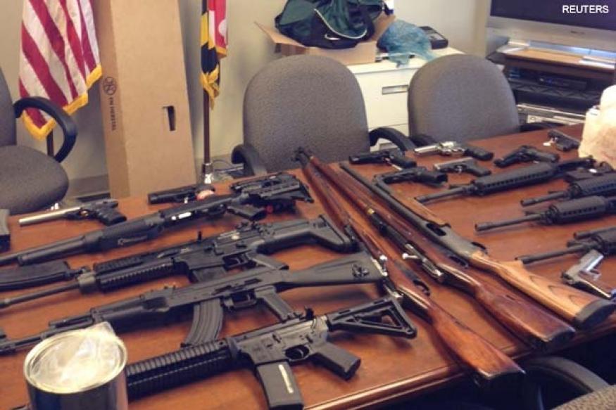 US police thwart 'Batman' shooting repeat