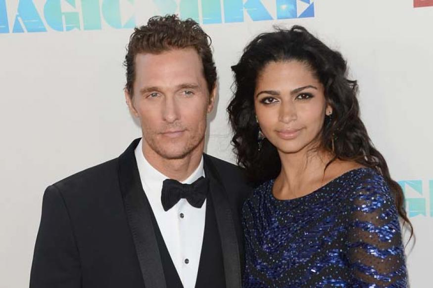 Actor Matthew McConaughey expecting third child