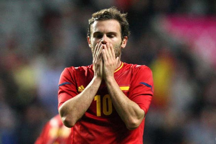 Spain's football team crashes out of Olympics