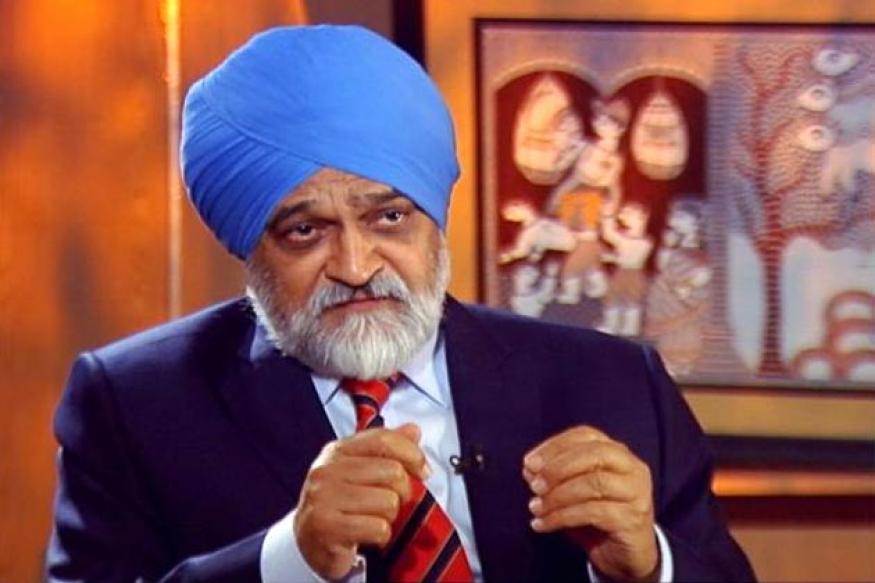 India won't meet infra investment target: Montek