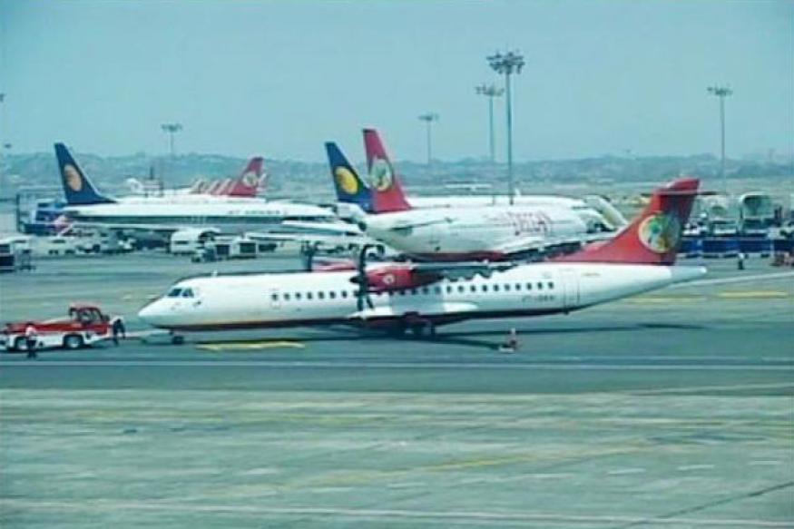 Global air traffic shows downward trend: IATA