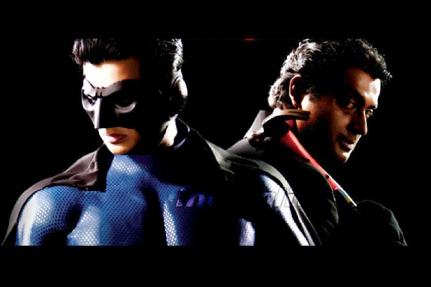 Video: Music composer K on Tamil film 'Mugamoodi'