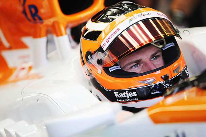 Hulkenberg to start from 10th at Hungarian GP