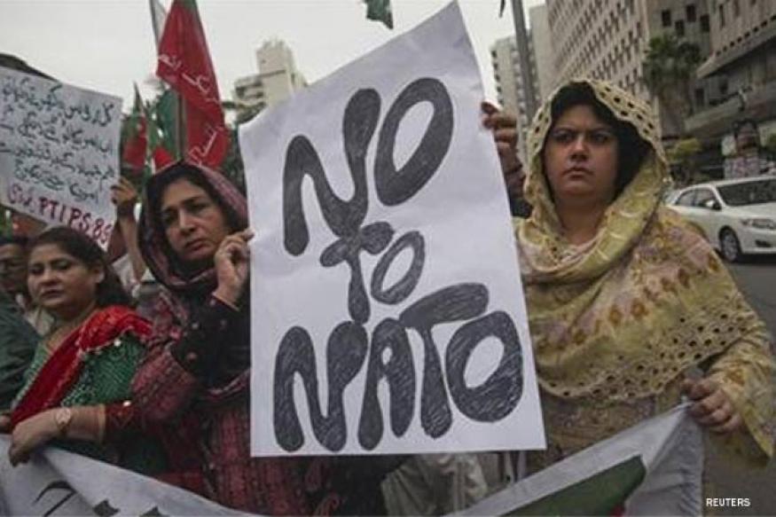 Pak ends blockade of NATO supply lines