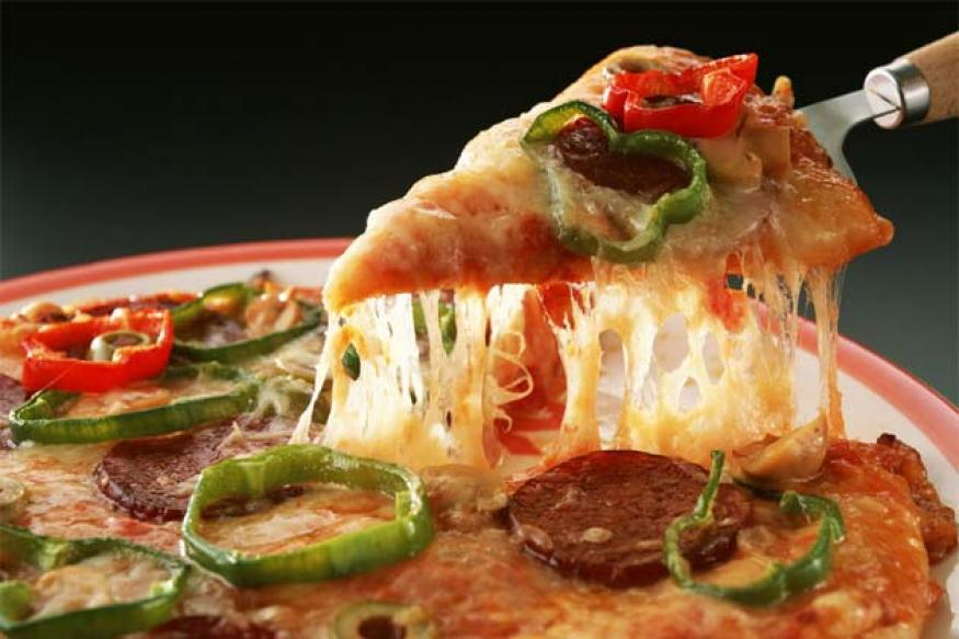Nutritionist develops world's first healthy pizza