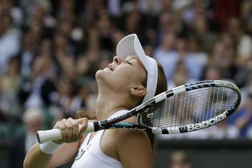 Wimbledon finalist Radwanska battling illness
