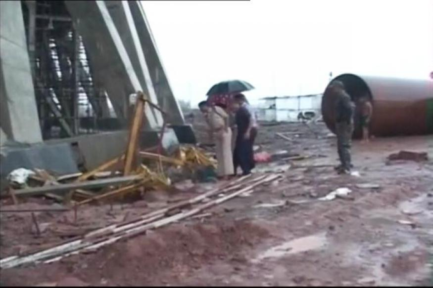 Chhattisgarh: 5 dead as tower collapses