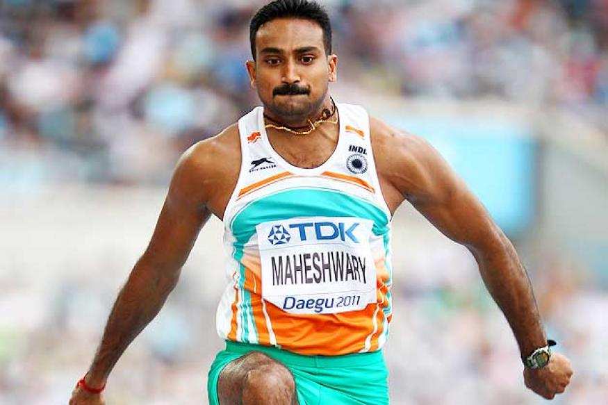 Jumper Maheshwary targets final round in London
