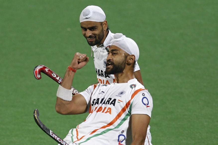Sandeep says hockey will win an Olympic medal