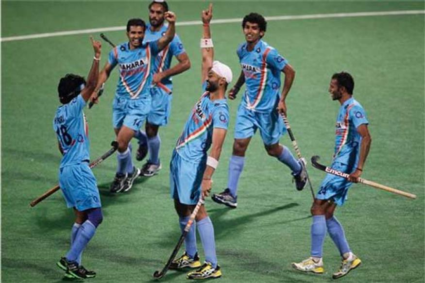 Ind hockey team turns to Yoga ahead of Olympics
