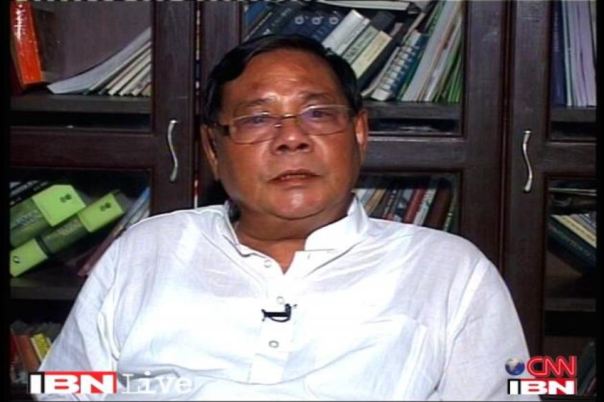 Sangma can't be like a rogue element: Meghalaya CM