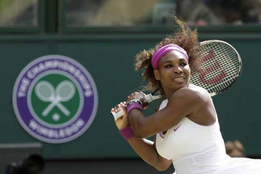 Serena faces Radwanska in Wimbledon final