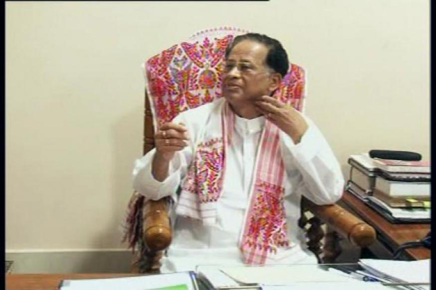 Media projecting a wrong image of Assam: Gogoi