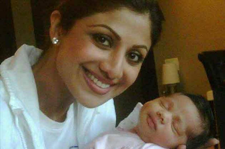 Shilpa says infant in 'fake' picture not her son