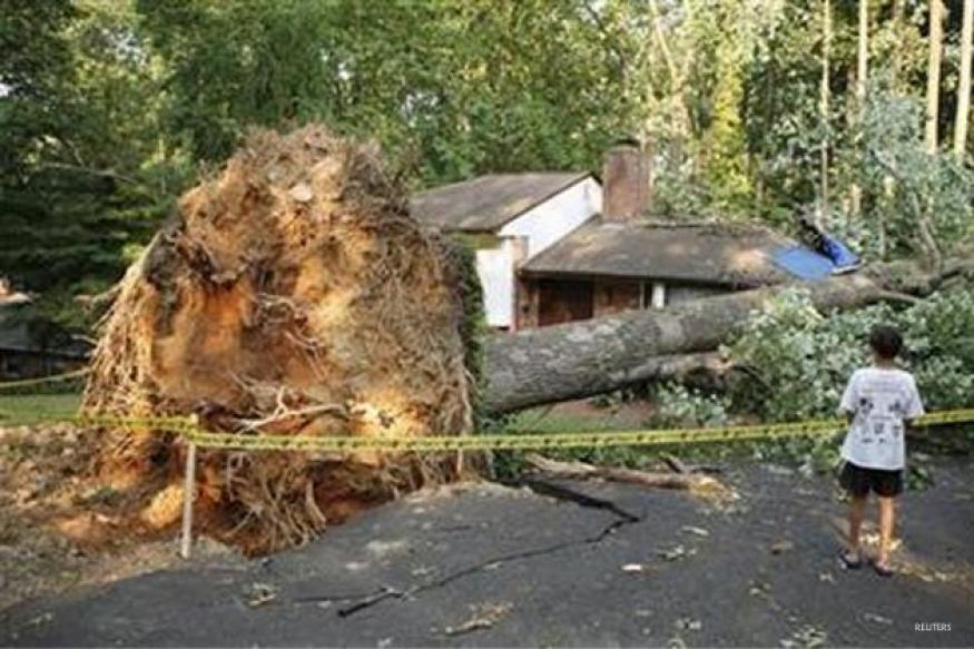 Eastern US storms kill 12; millions lose power