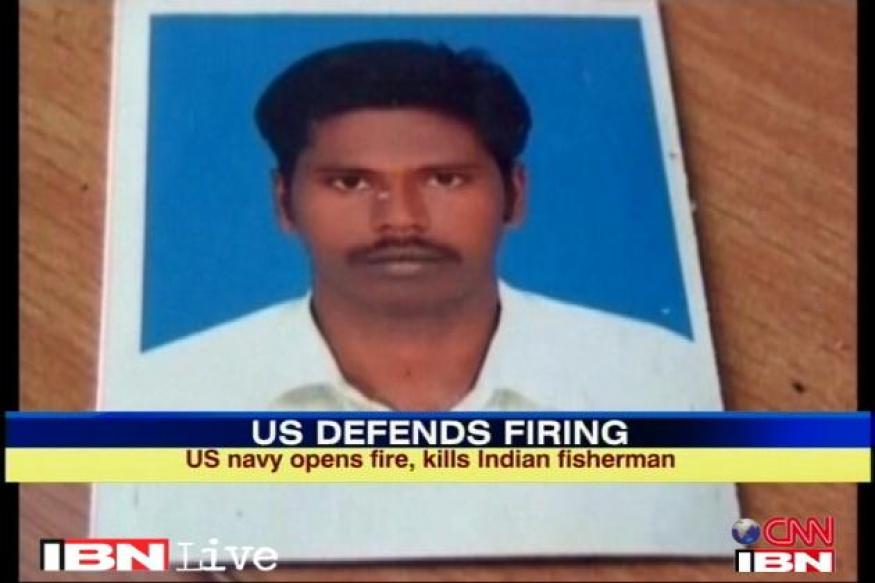 USA's response to Indian fisherman's killing
