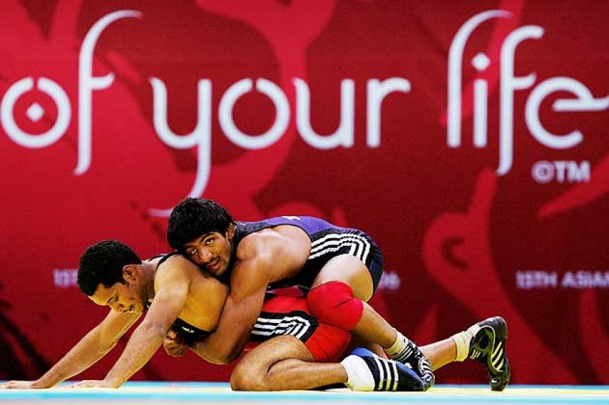 Yogeshwar aims gold in his last Olympics
