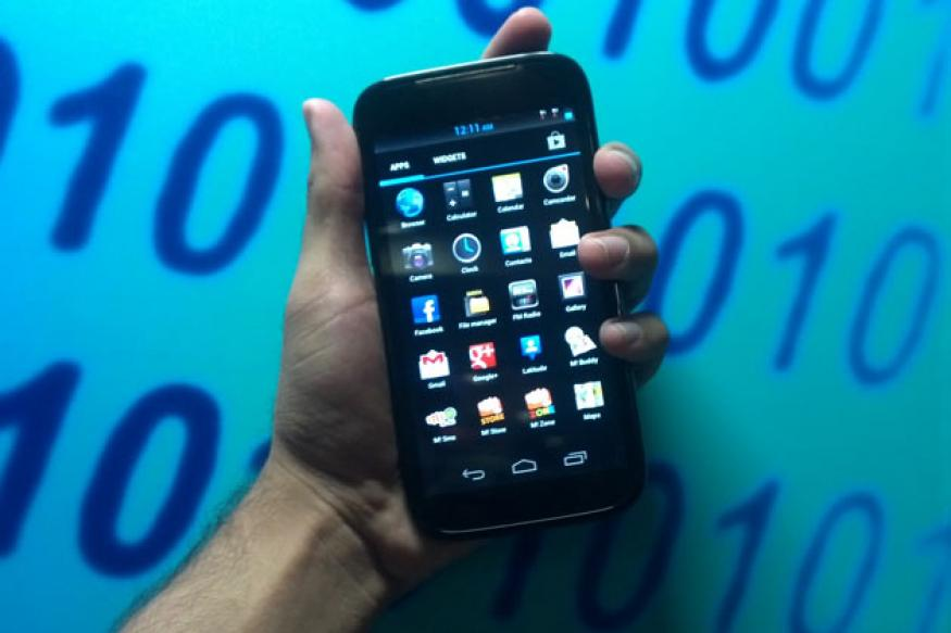 Micromax launches 5-inch Canvas A100 at Rs 9,990