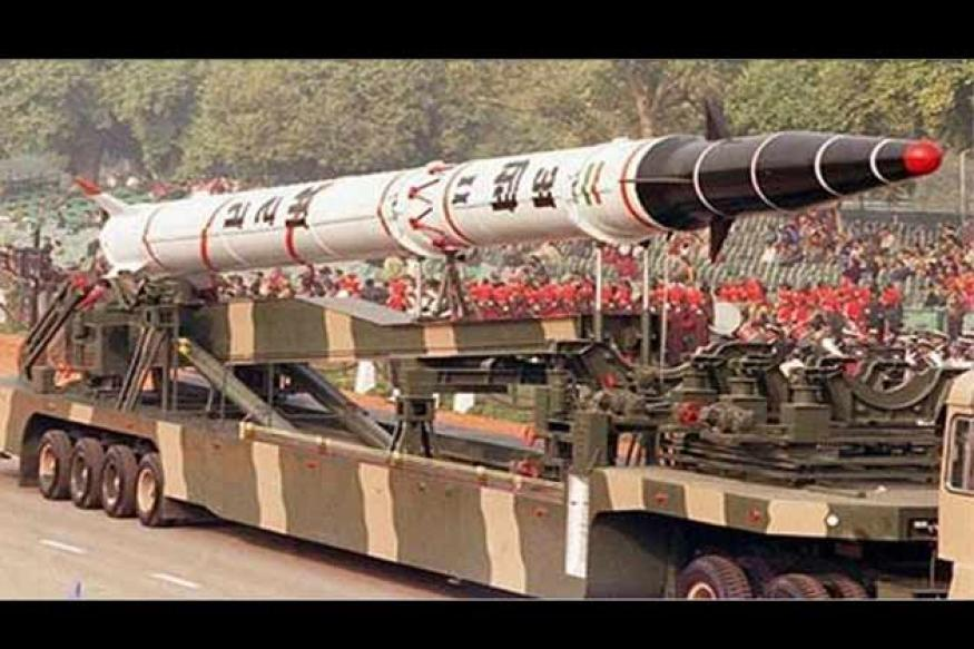 Agni-III test fire: India puts China on target