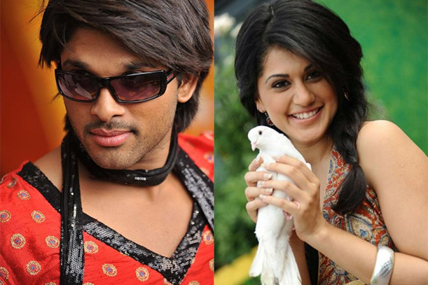 'Iddarammayilatho' got Tapsee as leading actress