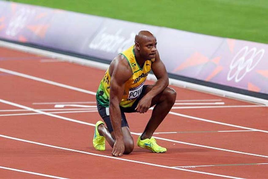 Jamaican sprinter Asafa Powell out for season