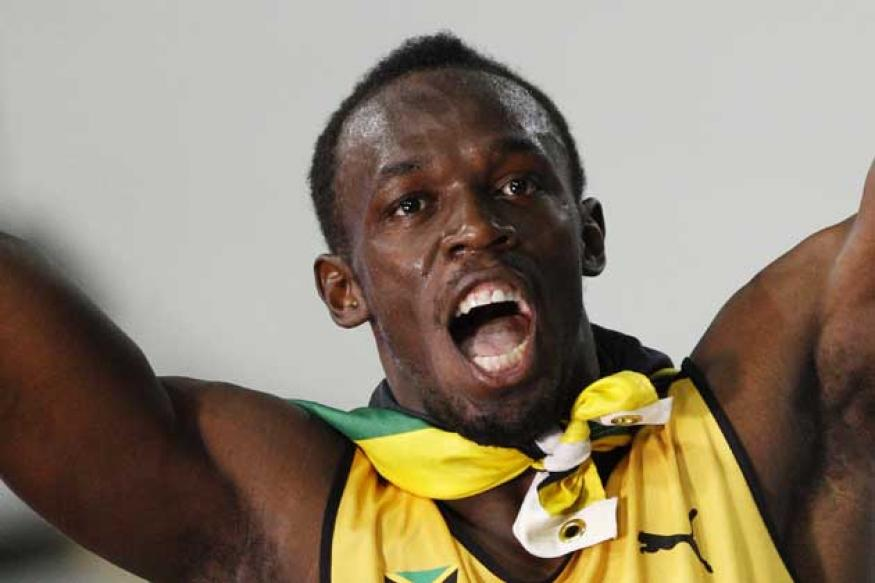 Bolt times 19.66 to take Diamond League 200m