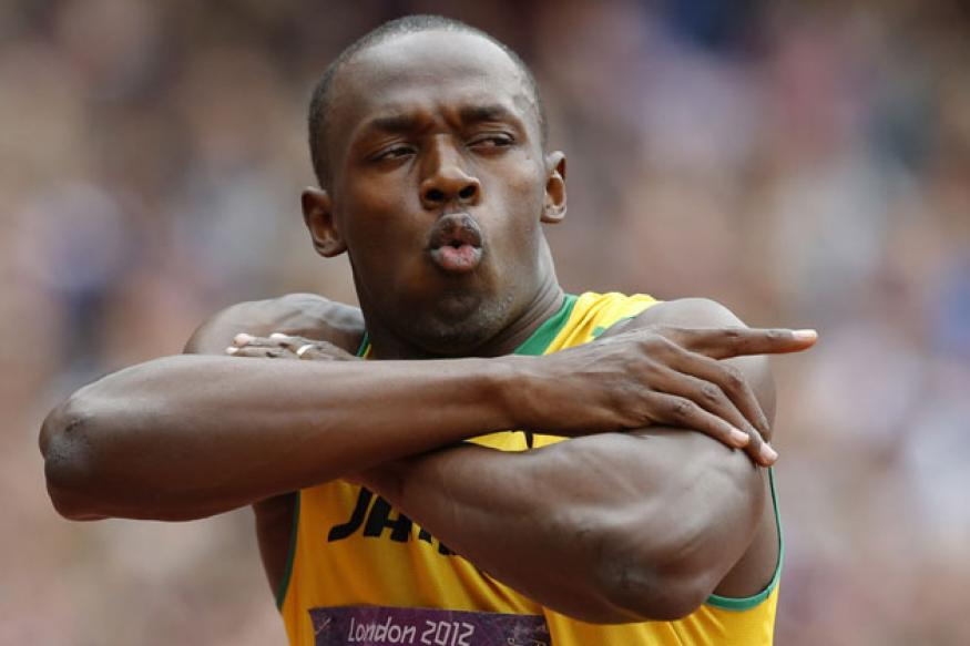 Olympics: No respect for Carl Lewis, says Bolt