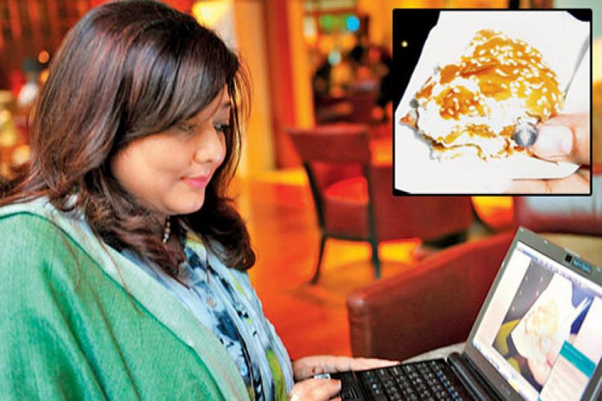 Mumbai: NRI finds a nail in McDonald's burger