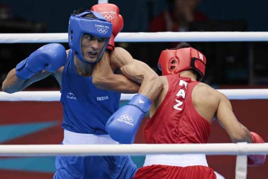 Olympics: Boxer Jai Bhagwan crashes out