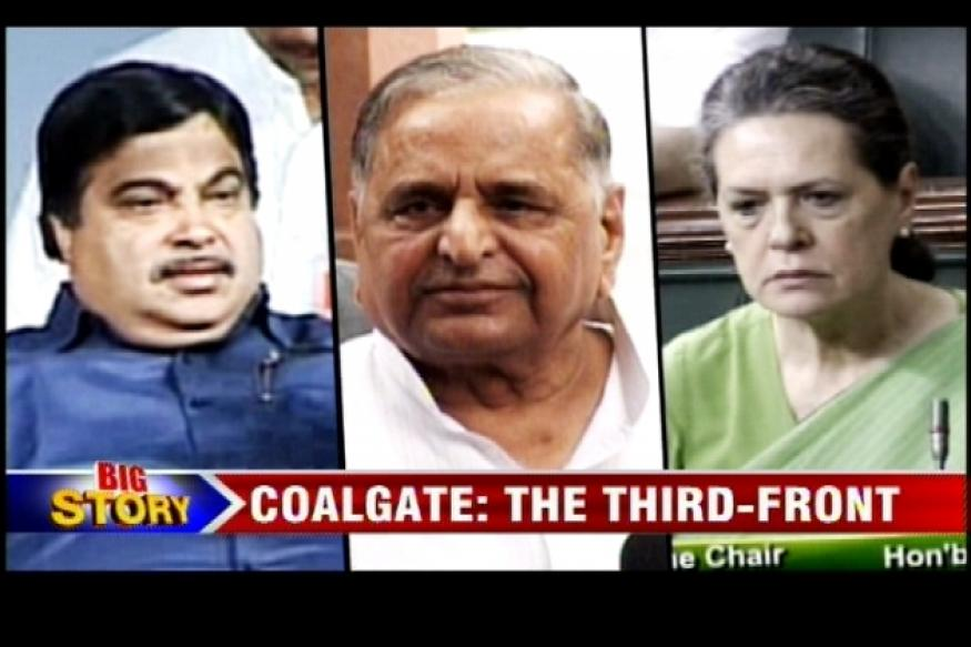 Coalgate: Third Front emerging amidst protests?