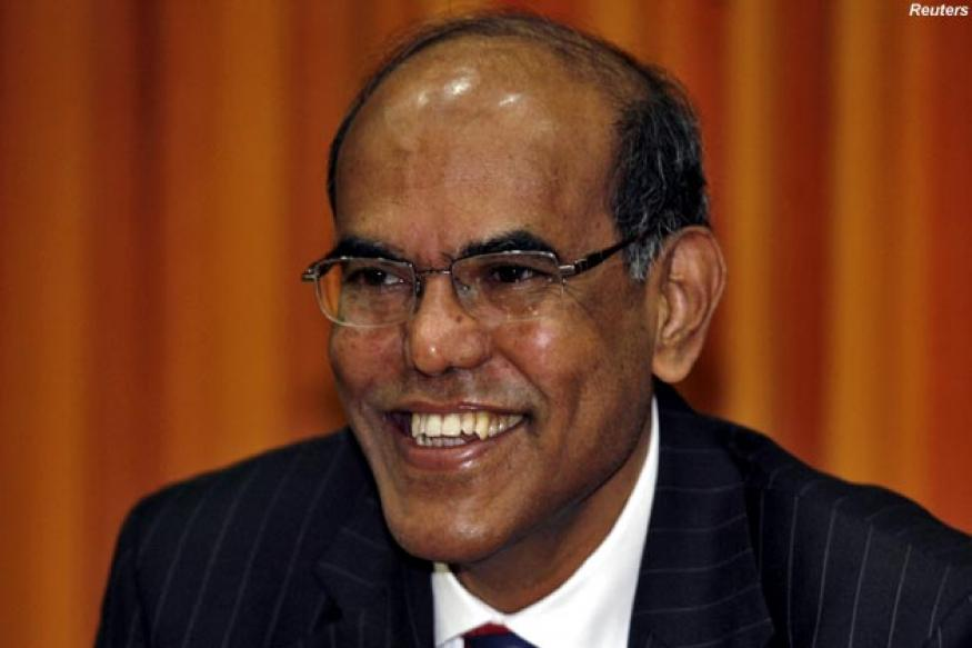 RBI chief sees scope to cut interest rates in 2012