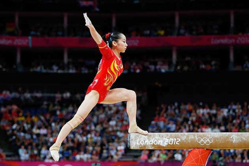 Olympics: Linlin wins gold in women's beam