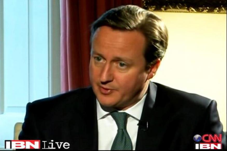No Bollywood dance, play sports: David Cameron
