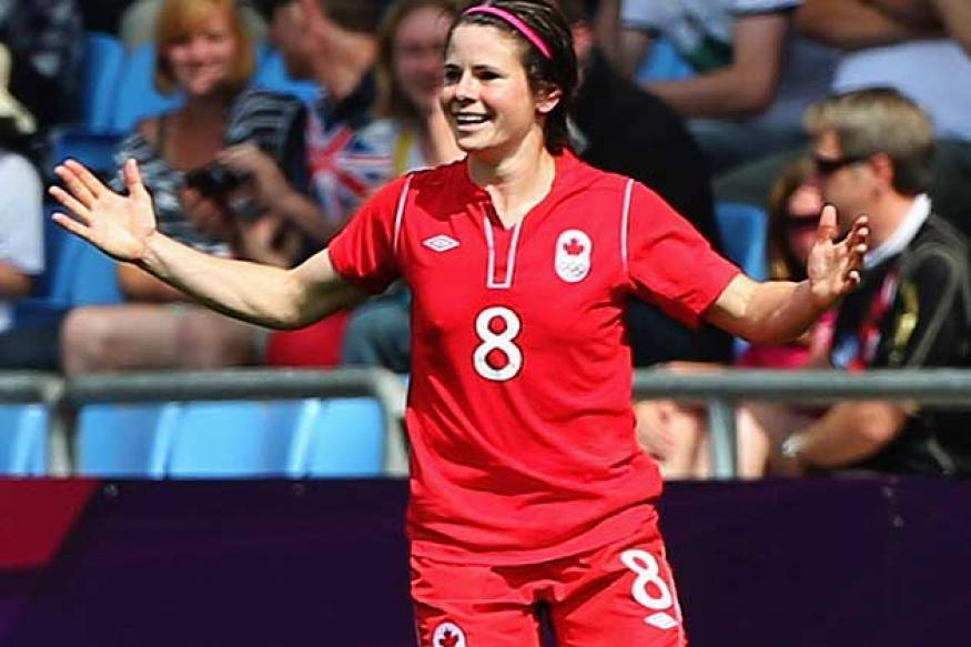 Olympics: Canada win bronze in women's football