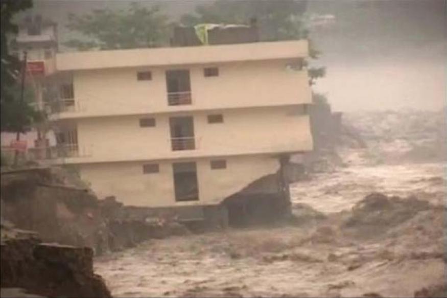 Flash floods in Uttarakhand, 10 dead, 53 missing